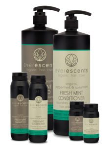 EverEscent Product Range - Fresh Mint