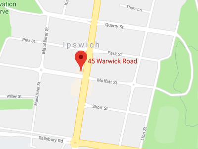 Peakado - Map - 45 Warwick Road Ipswich QLD 4305