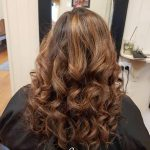 Autumn balayage after | Peak-a-do hairdresser Ipswich QLD