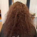 Autumn balayage before | Peak-a-do hairdresser Ipswich QLD