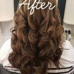 Reverse balayage after | Peak-a-do Hairdresser Ipswich QLD